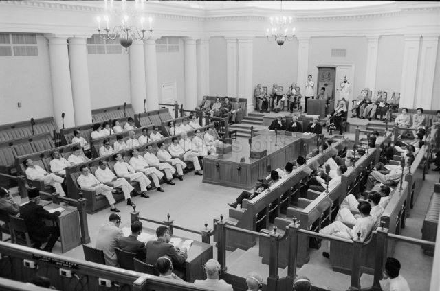 Like Muhyiddin, Lee Kuan Yew Was Almost Overthrown in Parliament Too