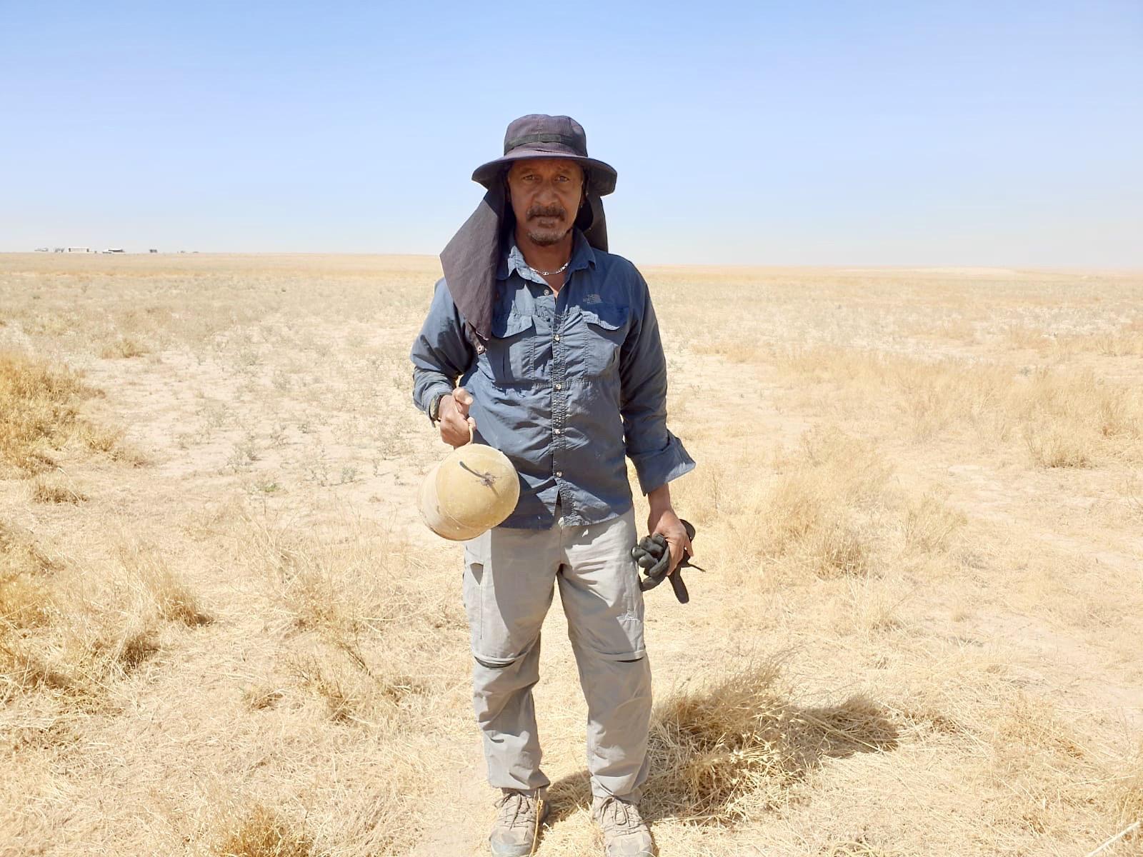 Meet Paul, The Singaporean Who Cleared Taliban Landmines In Afghanistan