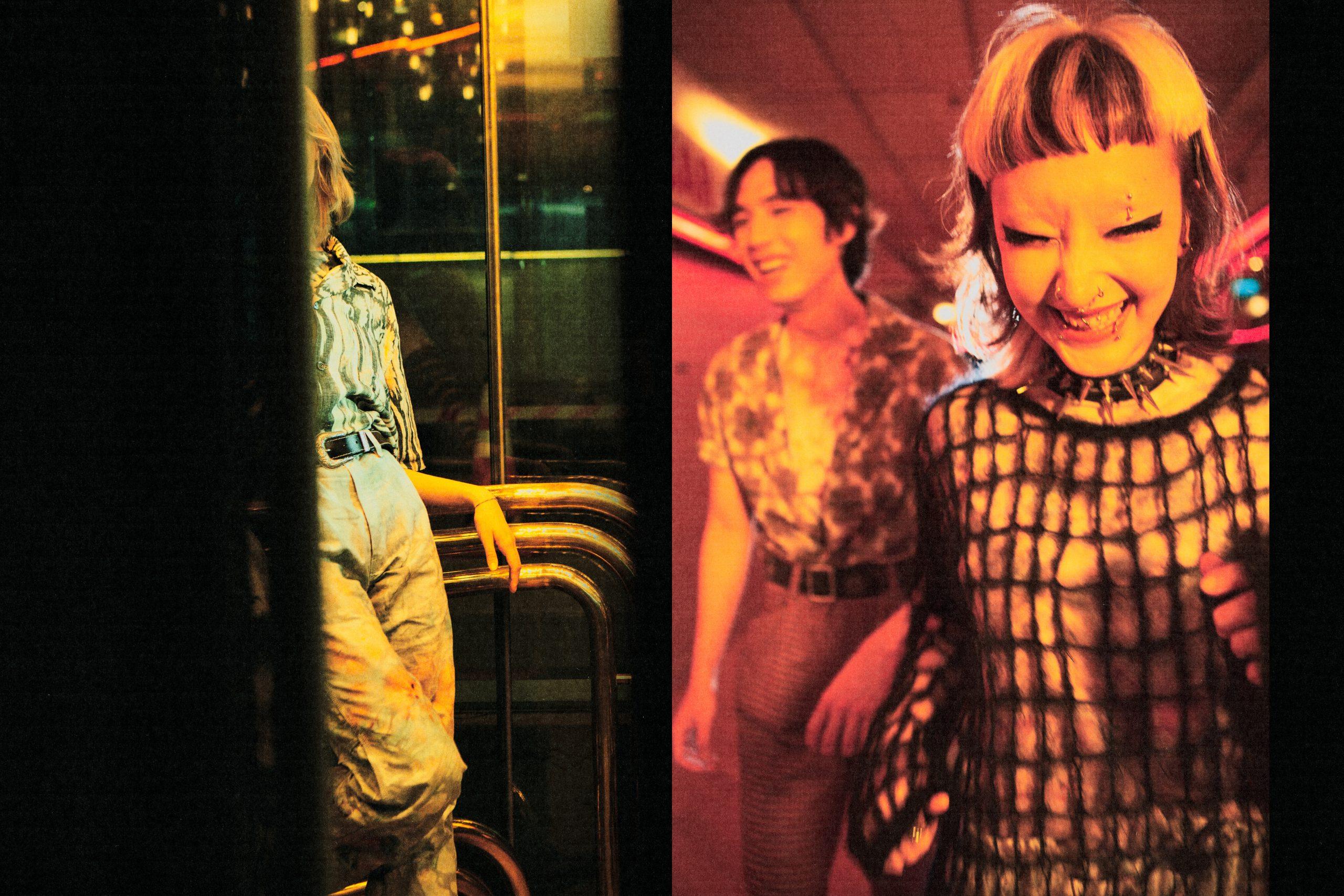 Chris Sim's photographs are an archival of Singapore's underground
