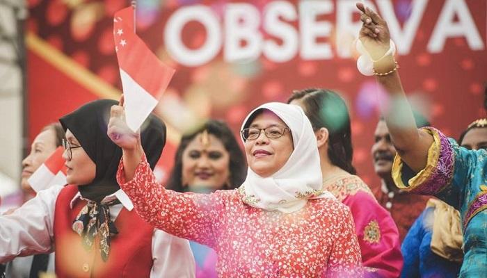 In Praise of President Halimah's Social Media Game